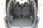 トヨタ 新型ヴォクシーハイブリッド 燃費レポート/ラゲッジアレンジ2