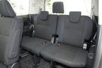 トヨタ 新型ヴォクシーハイブリッド 燃費レポート/3列目シート
