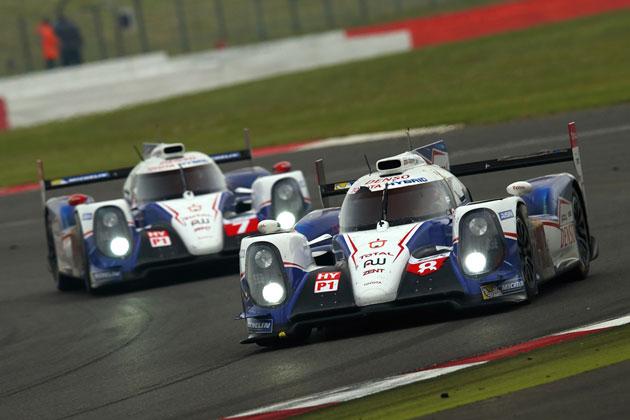 TOYOTA-RACING-TS040-HYBRID/2014 FIA 世界耐久選手権(WEC)