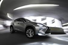 【SUV】レクサス NX イメージ動画
