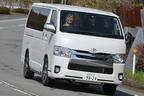【試乗】トヨタ 新型 ハイエースバン スーパーGL[ディーゼル] 試乗レポート/国沢光宏