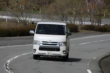 トヨタ 新型 ハイエースバン スーパーGL[ディーゼル] 試乗レポート/国沢光宏