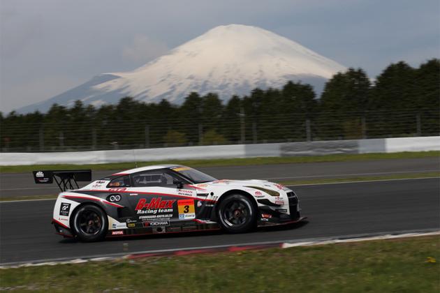 #3 B-MAX NDDP GT-R (星野一樹/ルーカス・オルドネス組)/2014 スーパーGT 第2戦 富士500kmレース