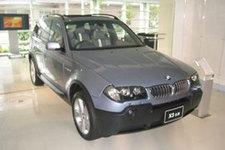BMW X3 新車発表会速報