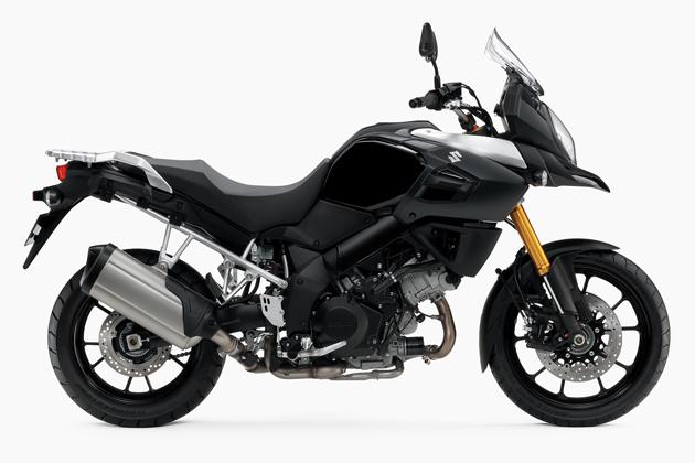 スズキ V-Strom1000 ABS グラススパークルブラック 02