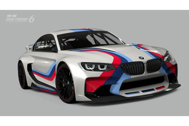 BMW ビジョングランツーリスモ