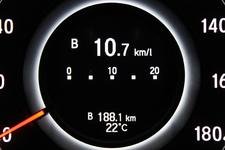 ホンダ 新型オデッセイ 総合燃費は「10.7km/L」