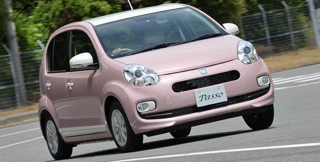 【試乗】トヨタ 新型 パッソ[2014年4月マイナーチェンジ] 試乗レポート/渡辺陽一郎