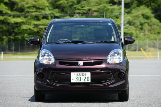 トヨタ 新型 パッソ 1.0X・Lパッケージ[2WD/ボディカラー:アズキマイカ]