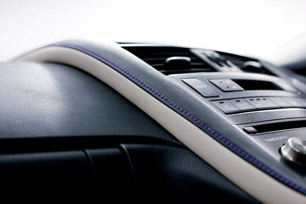 レクサス HS250h 特別仕様車 インテリア