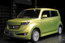 トヨタ bB 新車発表会速報