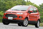 Ford ECOSPORT TITANIUM(フォード エコスポーツ タイタニアム)[2WD] ボディカラー:マーズレッドメタリック