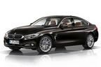 BMW、新型「4シリーズ グラン クーペ」を発表