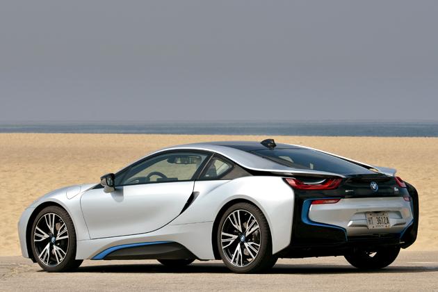 BMW・i8の画像 p1_27