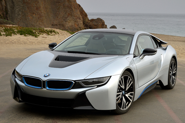 BMW・i8の画像 p1_10