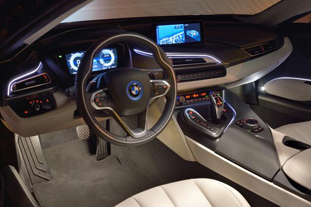 BMW・i8の画像 p1_9