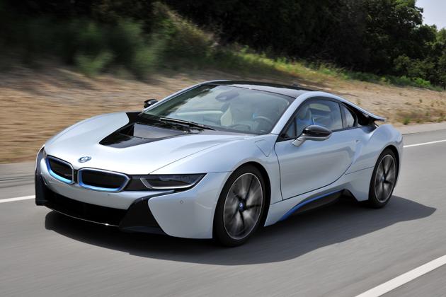 BMW・i8の画像 p1_13