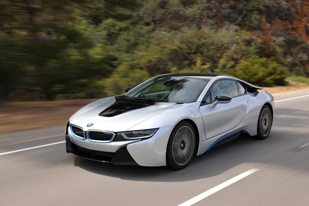 BMW・i8の画像 p1_14