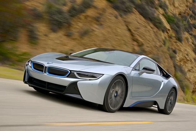 BMW・i8の画像 p1_17