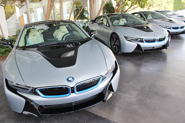 BMW・i8の画像 p1_24