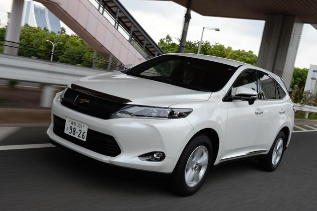 【燃費】トヨタ 新型ハリアー(ガソリン)燃費レポート/永田恵一