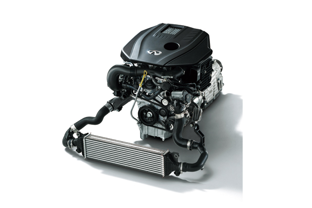 2L直4メルセデス製ターボチャージャーエンジン 最高出力:155kW(211PS)/5500rpm  最大トルク:350N・m(35.7kgf・m)/1250-3500rpm