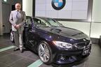 BMW 新型 4ドアクーペ「4シリーズグランクーペ」新型車発表会速報