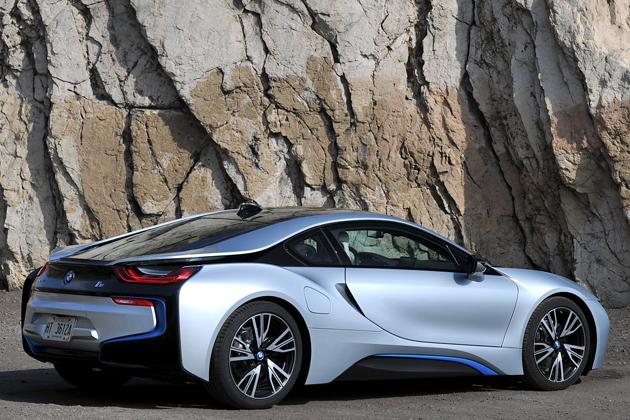 BMW・i8の画像 p1_25