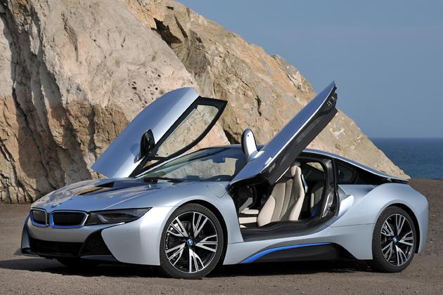 BMW・i8の画像 p1_21