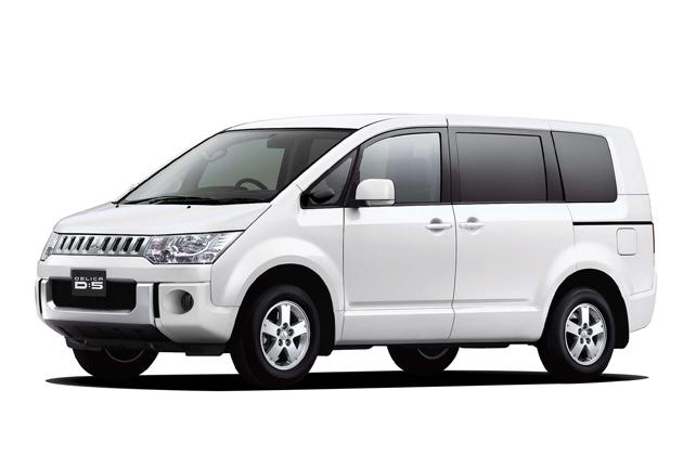 三菱 デリカD:5 M-Limited/エクステリア