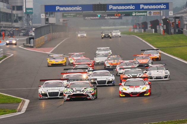 GT アジアシリーズ