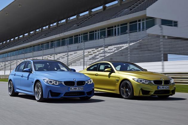 BMW 新型M3・M4 海外試乗レポート/清水和夫