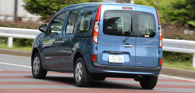 ルノー 新型 カングー ゼン 6MT[1.2ターボ] 試乗レポート/藤島知子