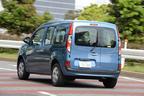ルノー カングー ゼン 6MT[ボディカラー:ブルー エトワールM] 試乗レポート/藤島知子 5