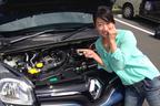 ルノー カングー ゼン 6MT[ボディカラー:ブルー エトワールM] 試乗レポート/藤島知子 8