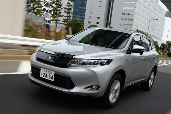 【燃費】トヨタ 新型ハリアーハイブリッド 燃費レポート/永田恵一