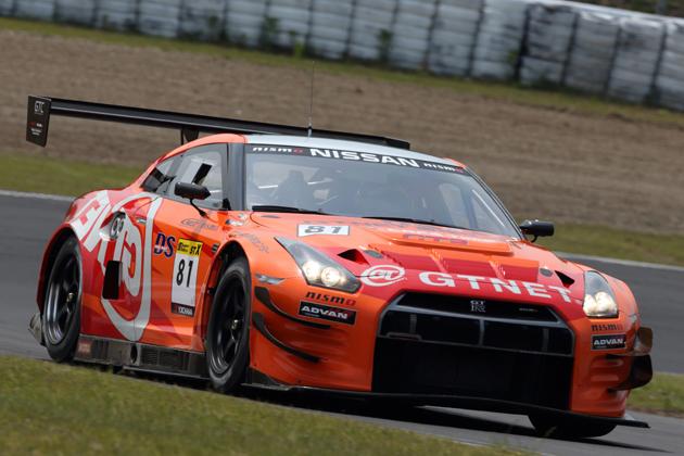 ST-Xクラス #81「GTNET ADVAN NISSAN GT-R」/2014 第2戦SUGOスーパー耐久3時間レース