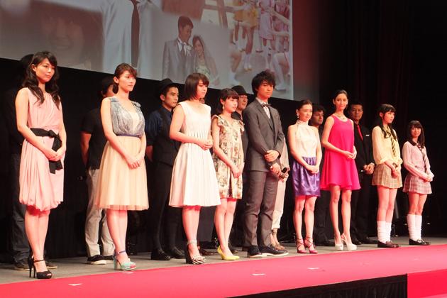 5月29日に東京で開催されたショートショートフィルムフェスティバルの初日の様子