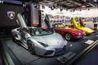 ランボルギーニのポップアップ・ミュージアムが香港に初上陸
