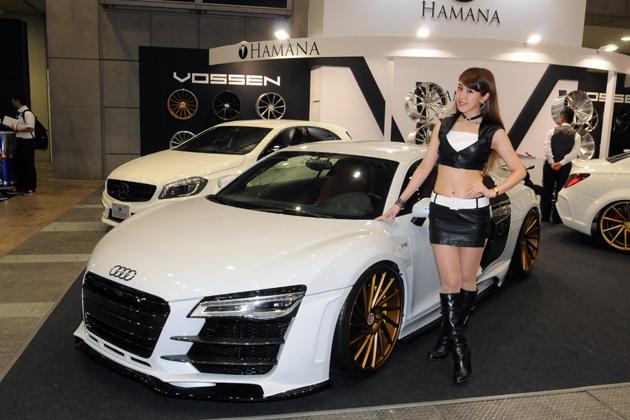 [S.I.S スペシャルインポートカーショー プレミアム 2014]HAMANA