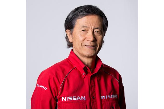 日産系チーム総監督 柿元邦彦氏