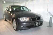 BMW 1シリーズ 新車発表会速報