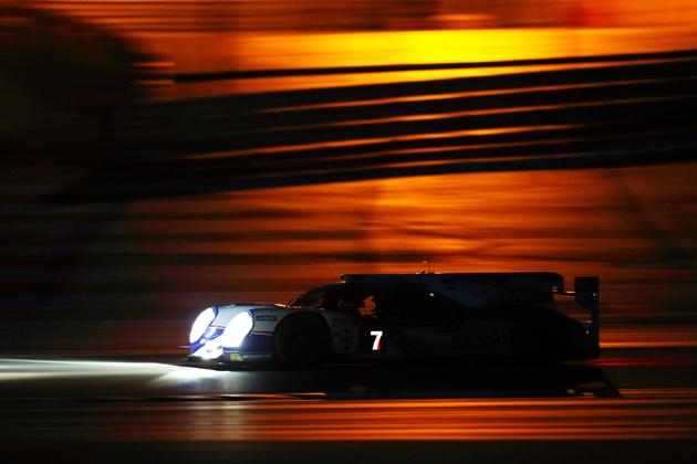 トヨタ TS030 HYBRID/ル・マン24時間レース
