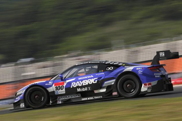 #100 RAYBRIG NSX CONCEPT-GT/2014 スーパーGT 第3戦オートポリス