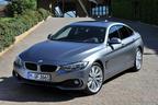 BMW 4シリーズグランクーペ