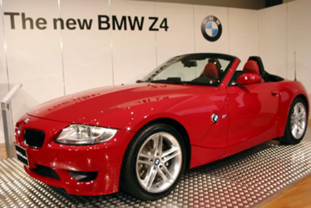 BMW Z4 新車発表会速報