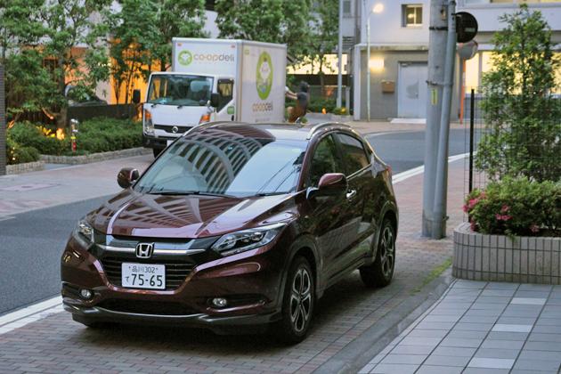 【燃費】ホンダ ヴェゼル(ガソリン)燃費レポート/永田恵一