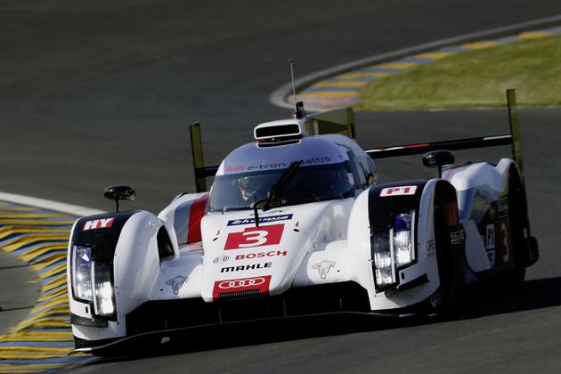 アウディ「新型Audi R18 e-tron quattro」/2014 ル・マン24時間レース