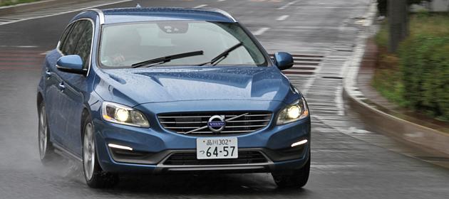 ボルボ V60・S60「Luxury Edition」[特別仕様車] 試乗レポート/渡辺陽一郎