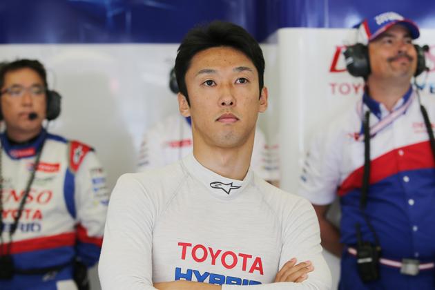 【ドライバー】中嶋 一貴 (Kazuki Nakajima 日本)2014 Le Mans Wednesday qualifying/「第82回 ル・マン24時間レース」